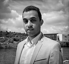 Portrait Hakim El Moutarabesse