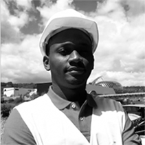 Portrait Salomon Gangbe