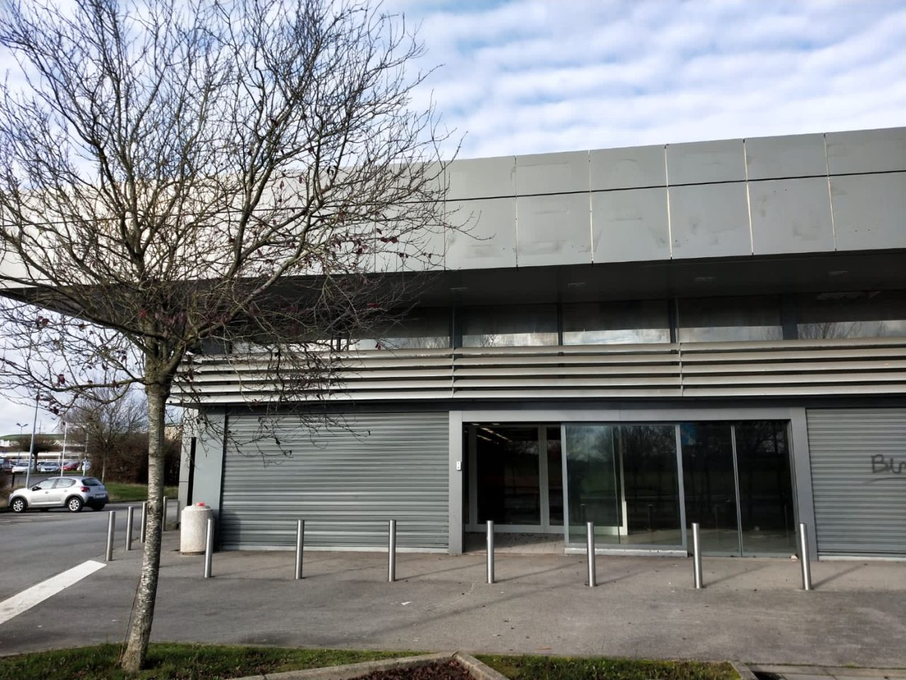 photo de bâtiment